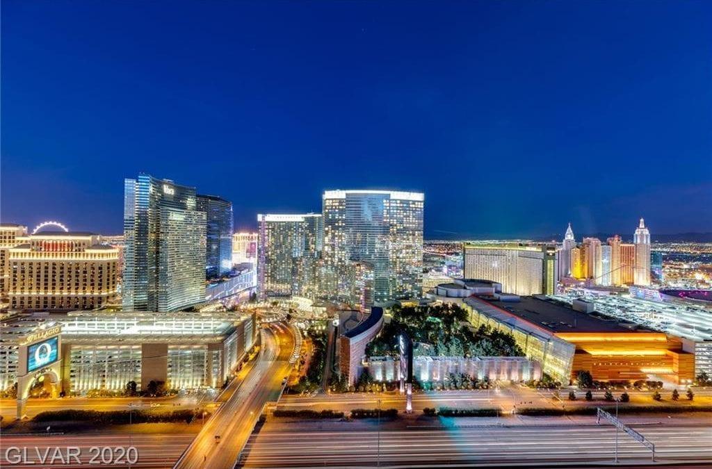 High Rises- 15 Condo Towers On The Las Vegas Strip