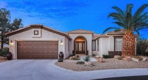 55+ communities age restricted active adult neighborhoods homes for sale in Las Vegas nevada