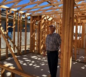 brand new construction homes realtor Kurt Grosse The Protector Monitoring construction new home builders