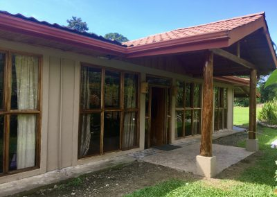 FRONT of Costa Rica home