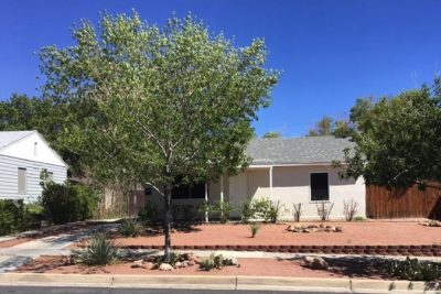 Affordable Boulder City home from 1942